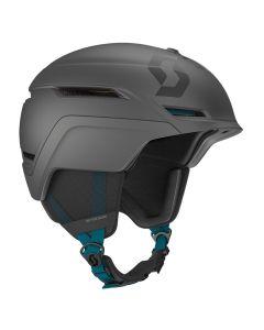 Scott Symbol 2 Plus Skihelm iron grey/ blue