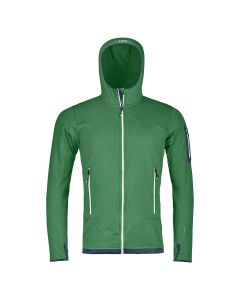 Ortovox Fleece Light Hoody M irish green