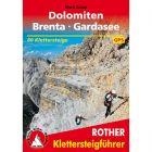 Rother Klettersteigführer Dolomiten Brenta Gardasee