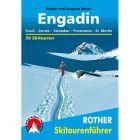 Rother Skitourenführer Engadin