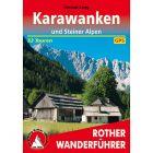 Wanderführer Karawanken und Steiner Alpen