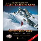 Skitouren-Atlas Österreich West Schall-Verlag