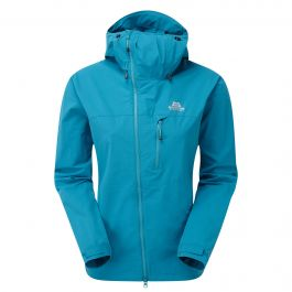 Squall Wmns Hooded Jacket