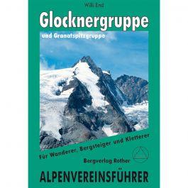 Glockner- und Granatspitzgruppe Alpenvereinsführer
