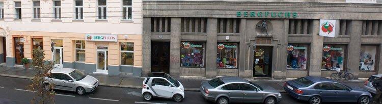Bergfuchs Wien Bergsport Shop
